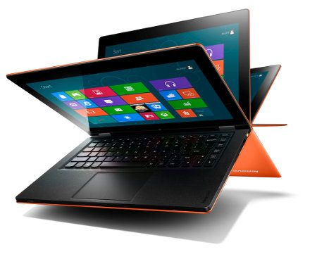 Lenovo IdeaPad Yoga 13 disponible desde este mes
