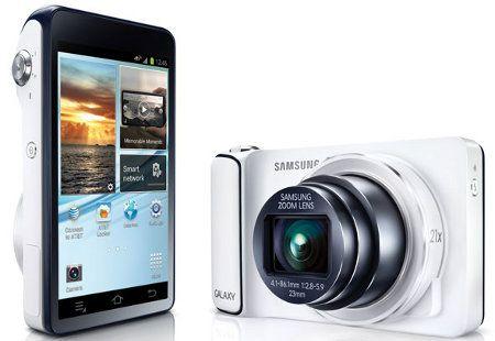 Samsung presenta su cámara Galaxy