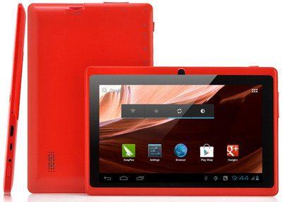 Knuckles, un nuevo tablet Android 4.0 de gama baja
