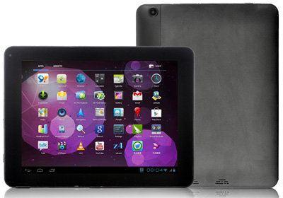 Quadlet, un nuevo tablet quad-core con Android 4.0