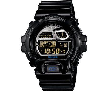 Casio G-Shock GB6900AA, nuevo reloj con Bluetooth y conectividad con el iPhone