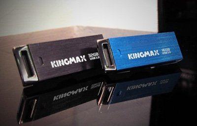 Kingmax UI-06, nuevas memorias flash USB 3.0