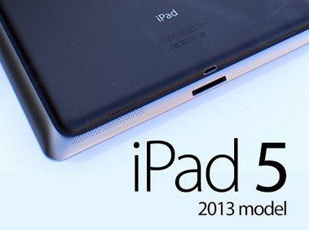 iPad 5 podría ser lanzado en octubre