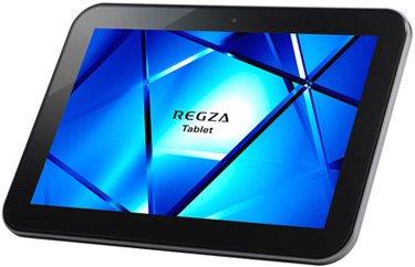 Toshiba REGZA Tablet AT501, nuevo tablet Android 4.1 con buenas especificaciones