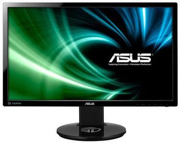 ASUS VG248QE, nuevo monitor gamer de 24 pulgadas