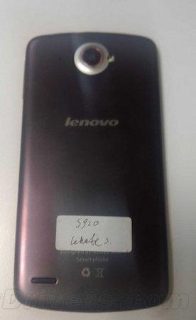 Lenovo S920 y S820, nuevos smartphones quad-core con SO Android
