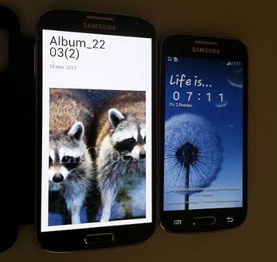El Galaxy S IV Mini sería presentado esta semana