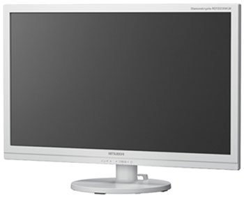 Mitsubishi RDT223WLM, nuevo monitor Full HD de 21,5 pulgadas