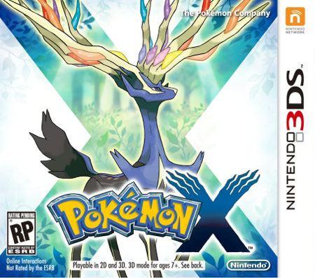 Nuevo avance de Pokemon X & Y: más criaturas y mejores gráficos