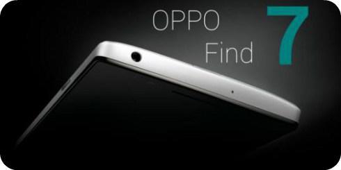 El Oppo Find 7 tendrá una gran batería de 4000mAh