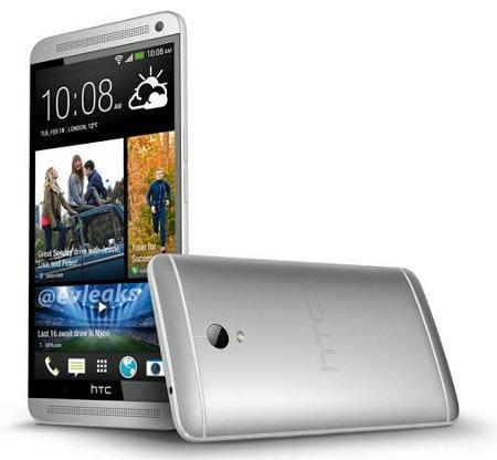 Más imágenes del futuro HTC One Max