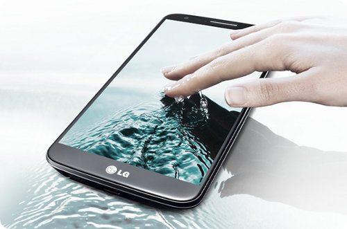 Un vistazo al nuevo y poderoso LG G2