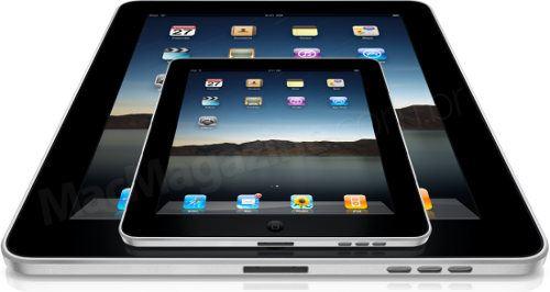 Apple trabaja con Quanta Computer en un nuevo iPad gigante