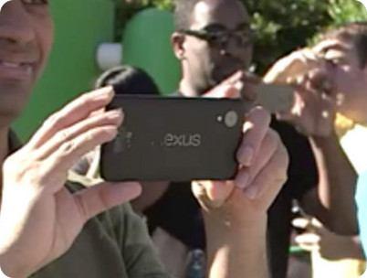 El Nexus 5 con Android 4.4 será lanzado el 14 de octubre