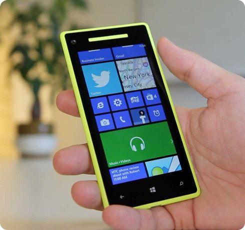 La cuota de mercado de Windows Phone pasará el 10 en 4 años