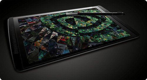Nvidia presenta su tablet Tegra Note