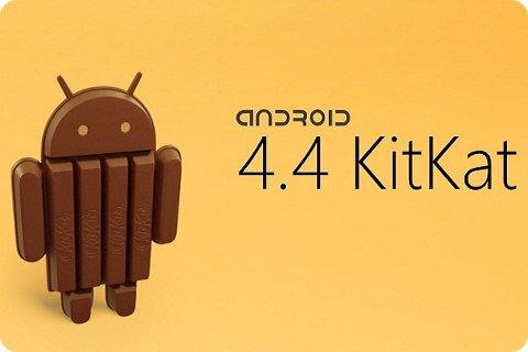 Las novedades de Android 4.4 KitKat