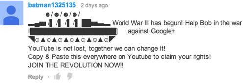 YouTube actualizará su sistema de comentarios para combatir el spam