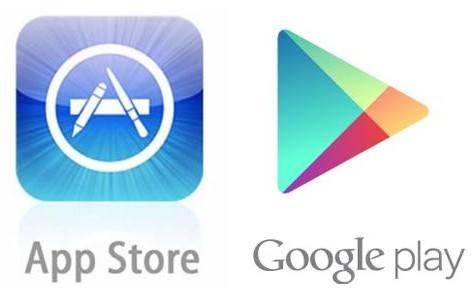 Google Play ya lleva una gran ventaja sobre la Apple App Store