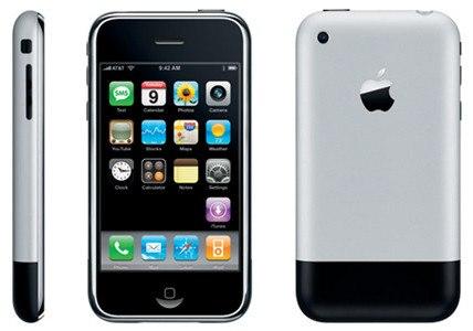 Se cumplen 8 años de la presentación del iPhone