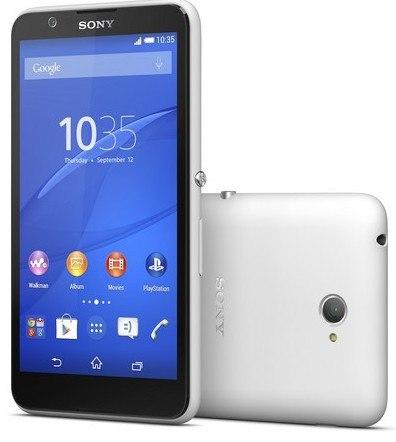 Anunciado el Sony Xperia E4 con pantalla de 5 pulgadas