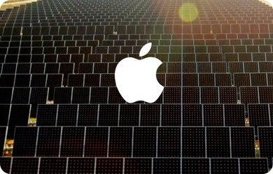 Apple anuncia su mayor proyecto de energía solar