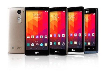 LG anuncia cuatro nuevos smartphones de gama media