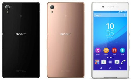 Anunciado el Sony Xperia Z4