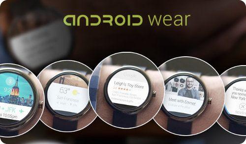 Android Wear ya tiene más de 4000 apps
