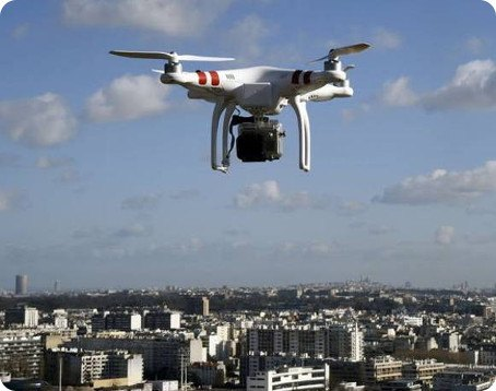 Tokio prohíbe el uso de drones en algunos espacios públicos
