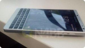 Aparecen nuevas imágenes del BlackBerry Oslo