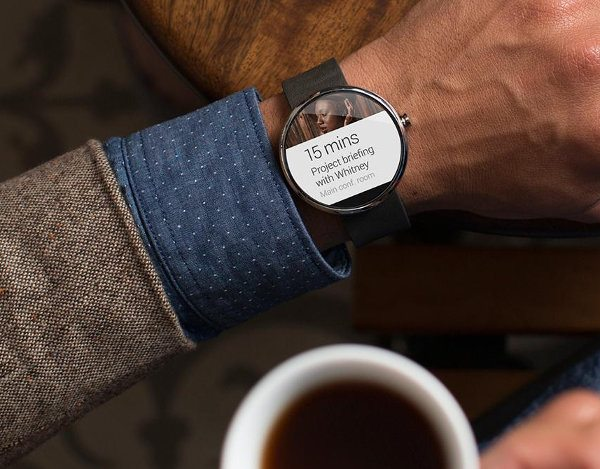 Android Wear pronto será compatible con iOS