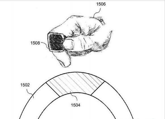 Apple podría lanzar un dispositivo con forma de anillo