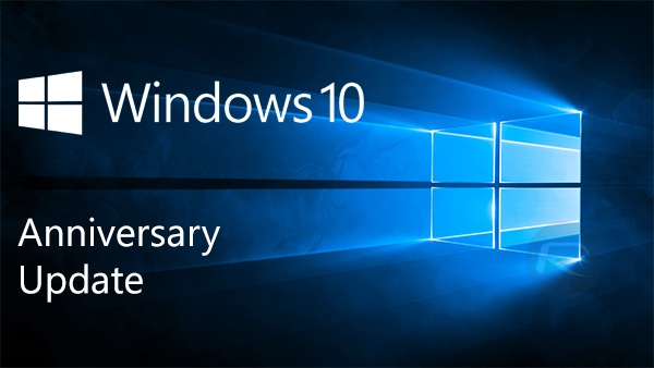 aniversario de Windows 10