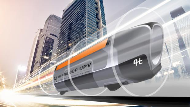 Resultado de imagen de hyperloop madrid a francia