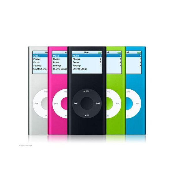 El iPod, uno de los dispositivos que popularizó el uso de mp3