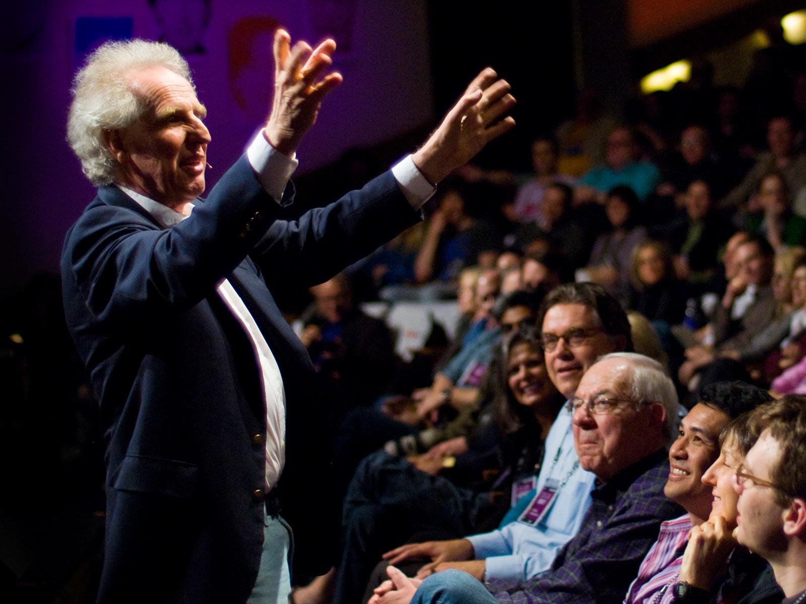 Benjamin Zander at TED 2008