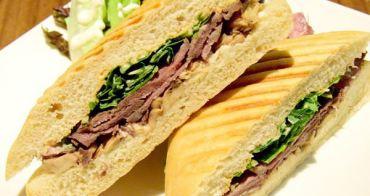 【台北食記】Just Fresh 牛排巧巴達健康又好吃 芝麻葉+藍起司的絕妙搭配 信義安和美食推薦