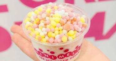 【台北食記】Mini Melts粒粒冰淇淋 韓國排隊必吃 台灣一號店 西門町美食
