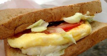 【台南食記】成大東區-長榮路無名早餐,吐司超好吃