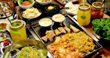【台北食記】VEGE TEJI YA菜豚屋 日韓混搭超好吃生菜包肉!捷運中山站聚會餐廳推薦