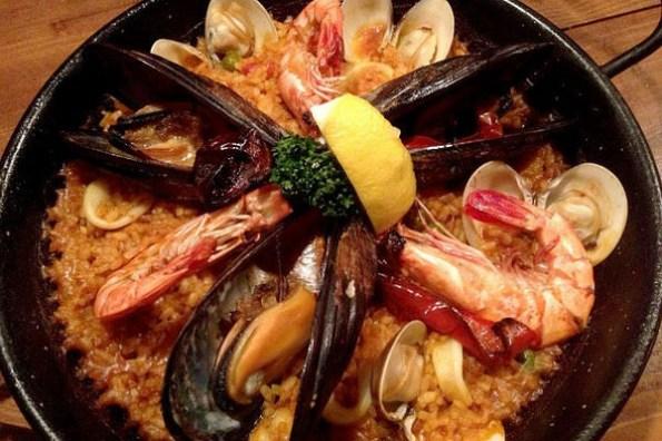 【台北食記】大安區-PS Tapas 愜意西班牙餐酒館大啖海鮮