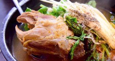 【台北食記】行天宮 東輝韓食館 馬鈴薯豬骨湯提前半個月訂位才吃到人氣韓國菜