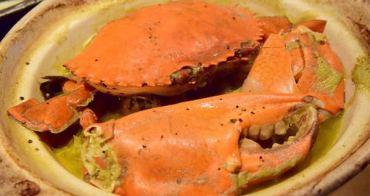 【台北食記】合江街 川賀燒烤居酒屋 無雷餐廳奶油螃蟹必吃