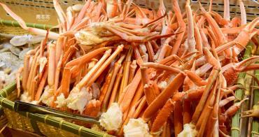 【日本食記】Japanese buffet dining DEN 伝 北海道三大蟹吃到飽 札幌狸小路薄野必吃美食推薦!