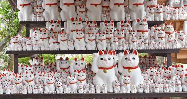 【東京特色神社】豪德寺 上千隻招財貓招來幸運和幸福!搭電車近郊一日遊貓旅行