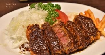 【神戶美食】Grill Ippei グリル一平 三宮店 洋食屋炸牛排,平價好吃cp值高推薦