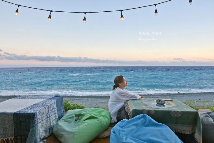 【蘭嶼美食酒吧】蘭嶼旅人·Rover 海景療癒系餐廳坐擁夕陽星空!ig拍照人氣景點