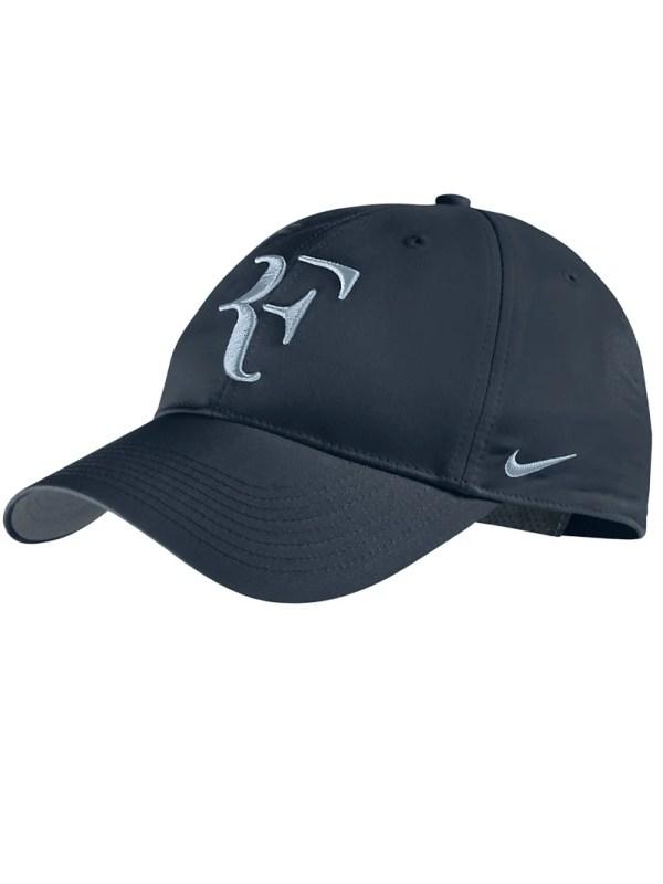 Roger Federer And Hats