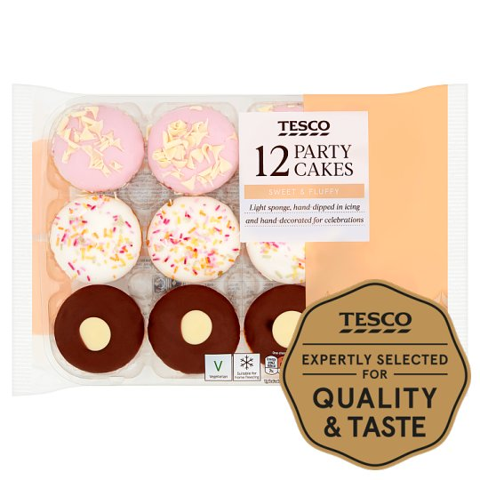 Fairy Cakes Tesco Groceries